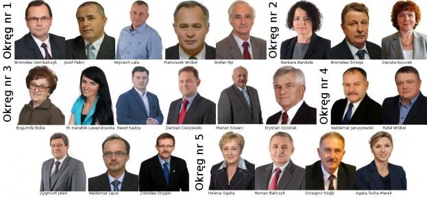 To najprawdopodobniej w gronie nowych radnych powiatowych jest nowy starosta pszczyński. Kto nim zostanie? Wszystko zależy od tego, kto utworzy koalicję.