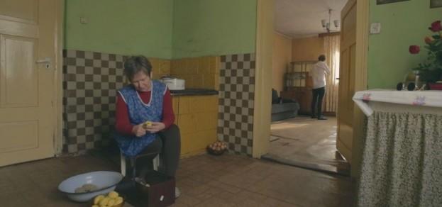 Kadr z filmu promującego projekt Maszyna Bez Ucha.