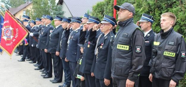 Strażacy z Woli (na zdjęciu podczas tegorocznych obchodów 160-lecia OSP) w przyszłym roku otrzymają wóz z PSP