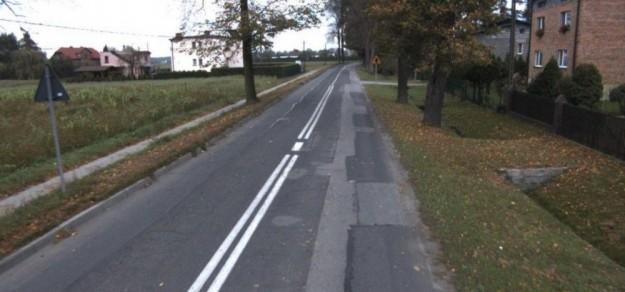 (fot. PZD) Ul. Wyzwolenia w Suszcu, Kryrach i Mizerowie zostanie przebudowana na odcinku 6,3 km.