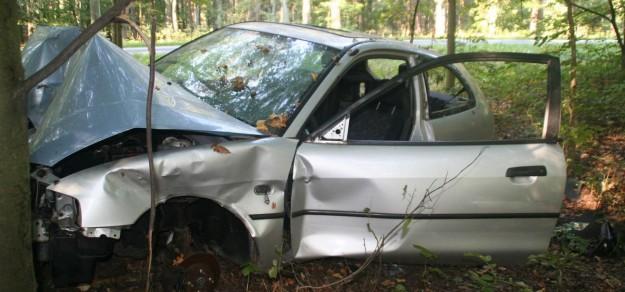 Na drogach w powiecie w 2018 r. doszło do 1321 kolizji oraz 60 wypadków, w których zginęło 11 osób