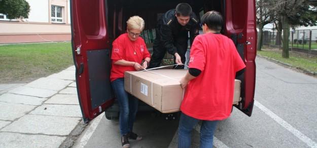fot. archiwum Każdego roku wśród wolontariuszy pojawiają się nowe osoby.