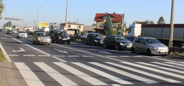 Przy DK 1 w Pszczynie i Piasku powstanie 10 km nowych ekranów akustycznych