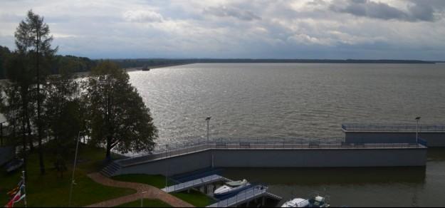 Zbiornik Goczałkowicki to jeden z siedmiu obszarów prawnie chronionych w powiecie pszczyńskim.