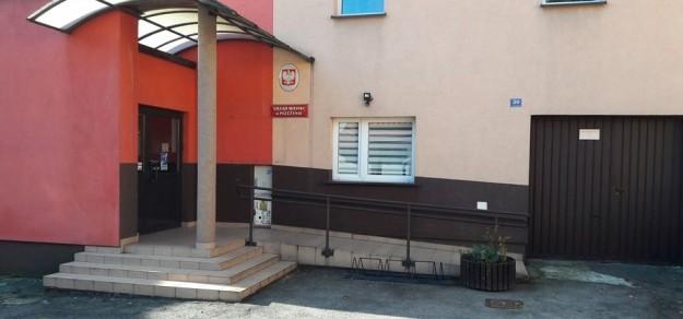 Budynek Urzędu Miejskiego przy ul. Dworcowej 30 / fot. Arkadiusz Gardiasz