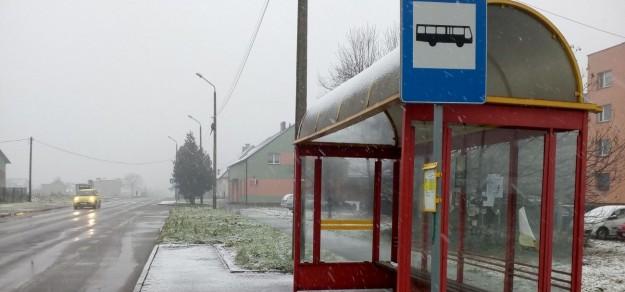 Póki co, z tego przystanku nie odjedzie żaden bus czy autobus do Oświęcimia
