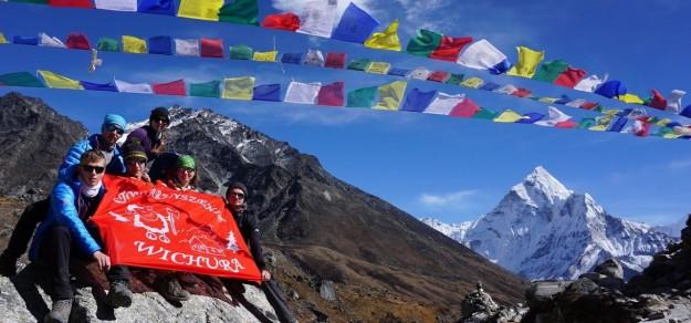 Pszczynianie na wyprawie himalajskiej / fot. Stowarzyszenie Wichura