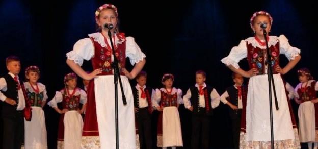Gryfne Bajtle podczas występu w Chorzowie