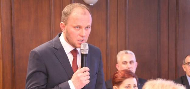 Jacek Kubis, nowy wiceprzewodniczący Rady Miejskiej w Pszczynie