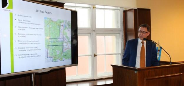 W marcu 2016 r. przedstawiciele spółki pojawili się na sesji Rady Miejskiej i przekonywali, że wydobycie miałoby ruszyć w 2020 r. Od dwóch lat inwestycja stoi jednak w miejscu