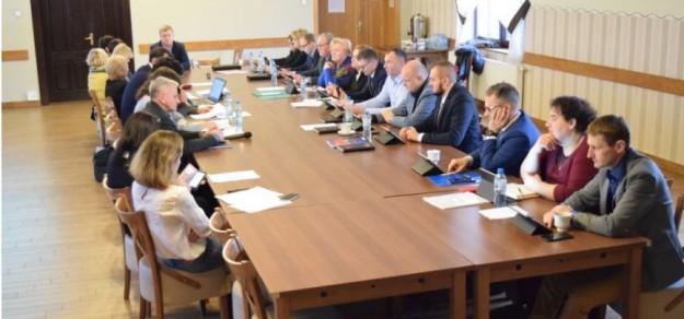 Sesja Rady Gminy Goczałkowice-Zdrój, 30 grudnia 2019 / fot. UG Goczałkowice