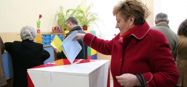 (fot. archiwum) Lokale wyborcze będą otwarte w godz. 7.00-21.00.