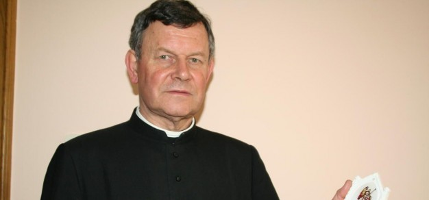 fot. Ks. Janko pracował w pszczyńskiej parafii przez 28 lat.