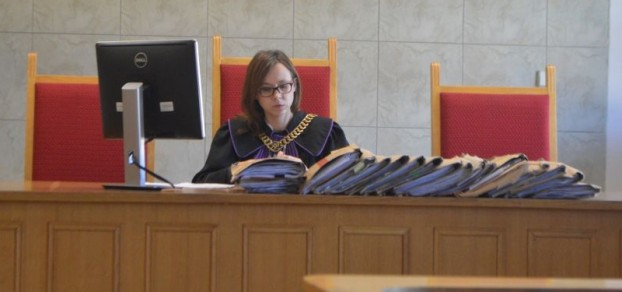 Sędzia Sylwia Sasiak