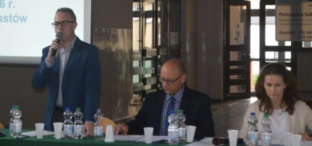Kamil Widłok został nowym przewodniczącym na osiedlu Piastów.