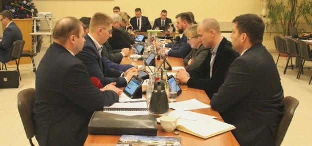 Podczas ostatniej w 2018 r. sesji Rady Gminy Miedźna