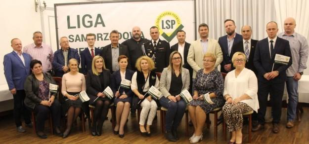 Kandydaci KW Liga Samorządowa Pierwsza do Rady Miejskiej