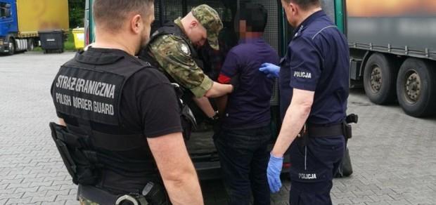 (fot. Placówka Straży Granicznej w Bielsku-Białej)