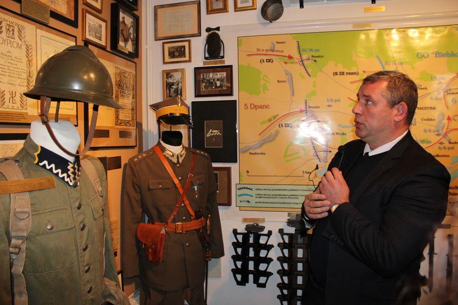 Muzeum Militarnych Dziejów Śląska już działa