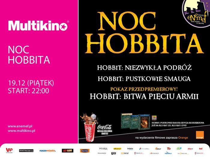 Maraton Hobbita: wygraj zaproszenie!