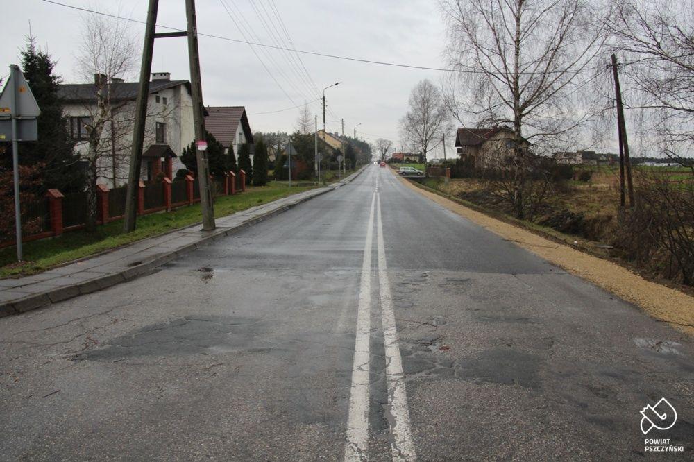 Będą remonty na czterech drogach. Powiat dostał 900 tys. zł