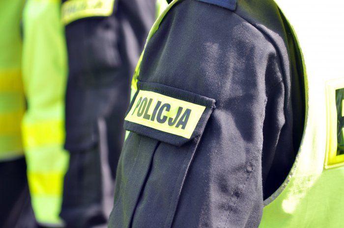 Awantura domowa w Jankowicach z groźbami i narkotykami w tle