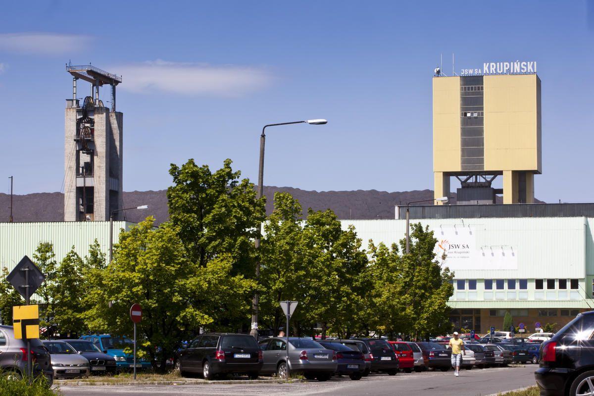 Trwa likwidacja kopalni Krupiński. Co dalej ze złożem i terenem?