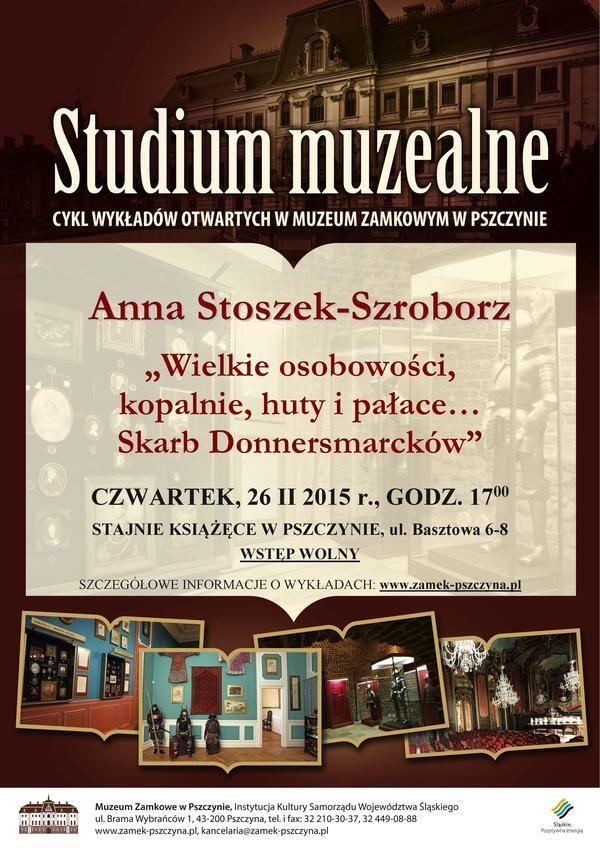 Studium Muzealne - Skarb Donnersmarcków
