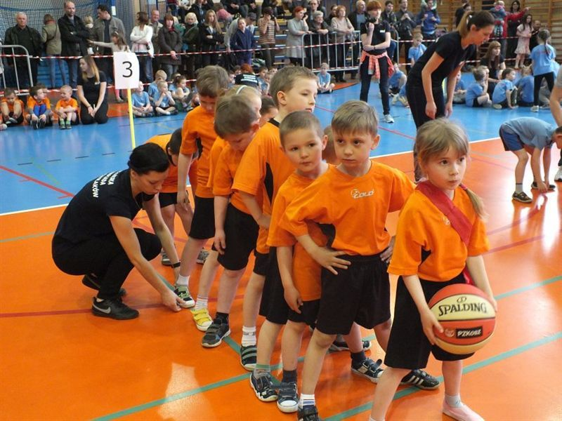 850 przedszkolaków z całej gminy walczyło o medale