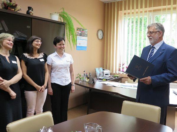 Ośrodek Pomocy Społecznej w Pawłowicach świętuje ćwierćwiecze