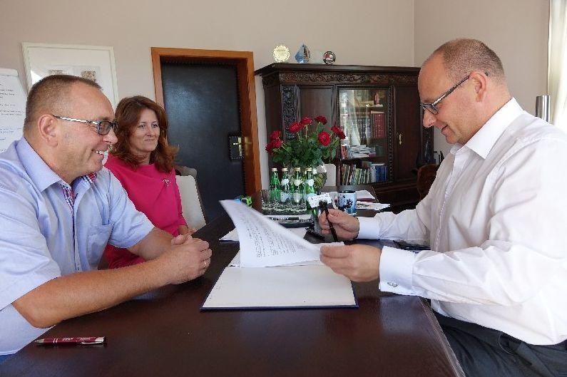 160 tys. zł na remont odwodnienia dróg gminnych