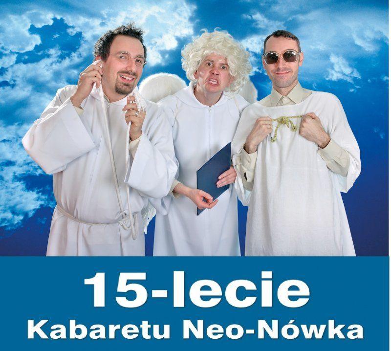 Kabaret Neo-Nówka będzie świętował swoje urodziny w Pszczynie!