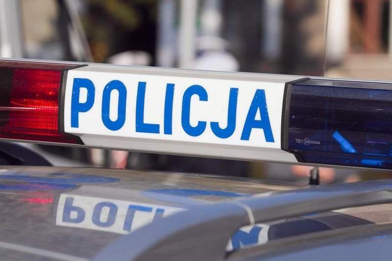 W Goczałkowicach autobus najechał na auto. Dzieci w szpitalu
