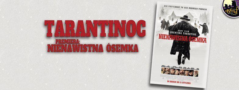 Wygraj zaproszenie na maraton filmów Quentina Tarantino