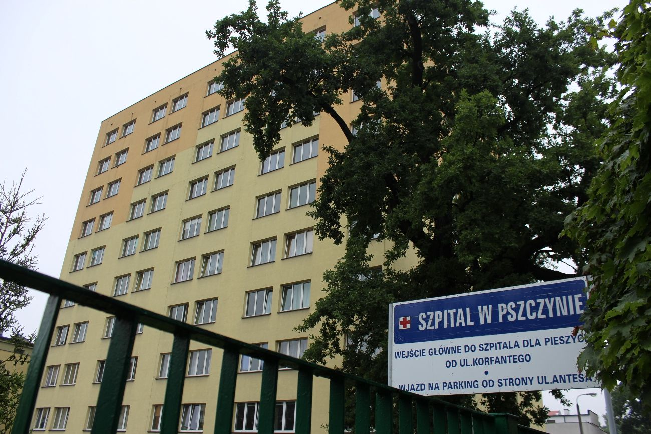 Szpital w Pszczynie: oświadczenie goni oświadczenie