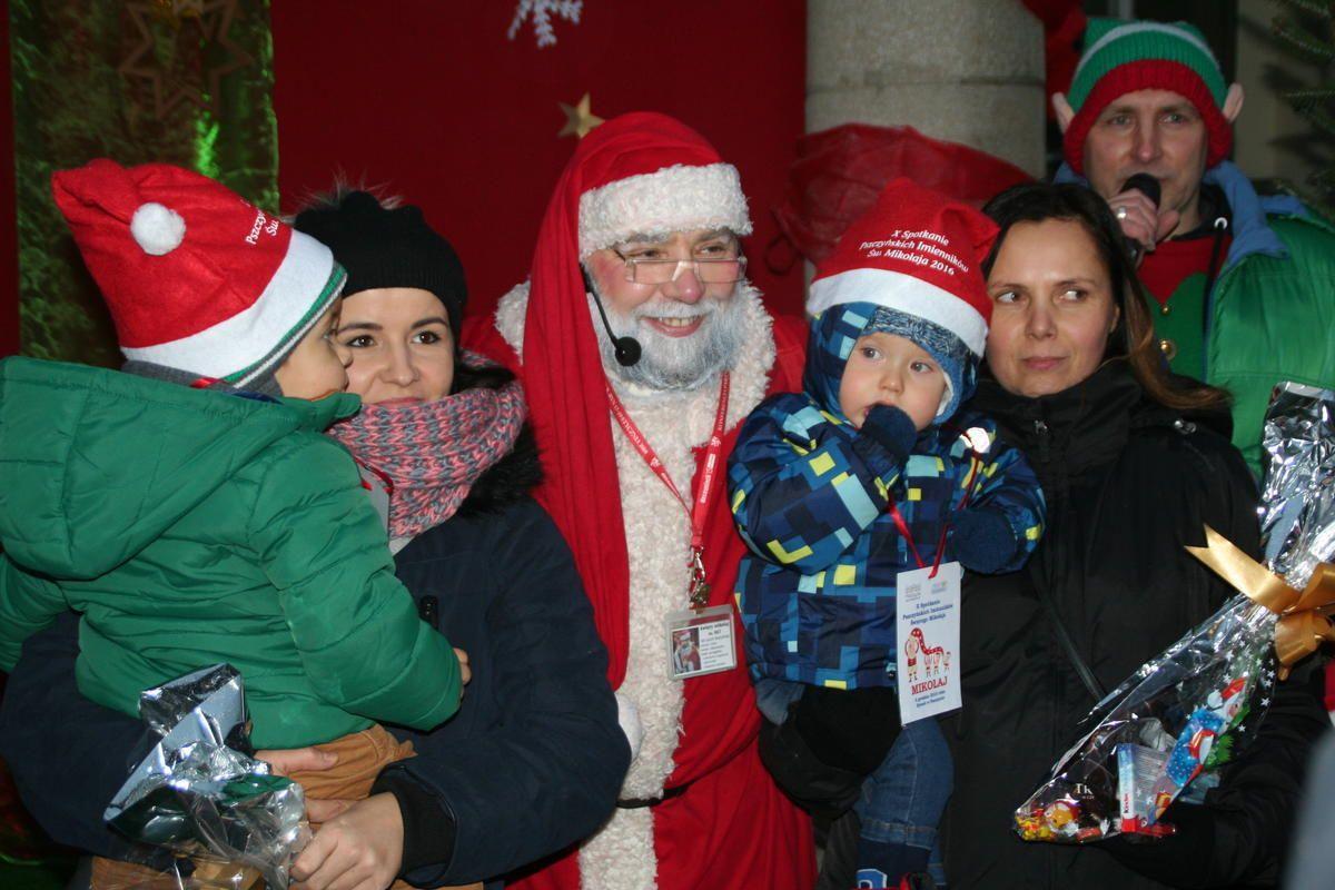Na rynku znów obudzą św. Mikołaja