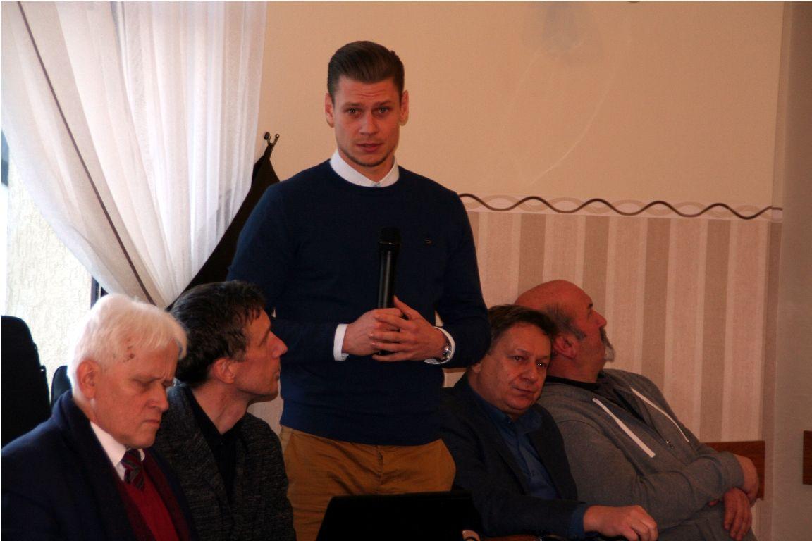 Łukasz Piszczek chce zostawić miliony w Goczałkowicach