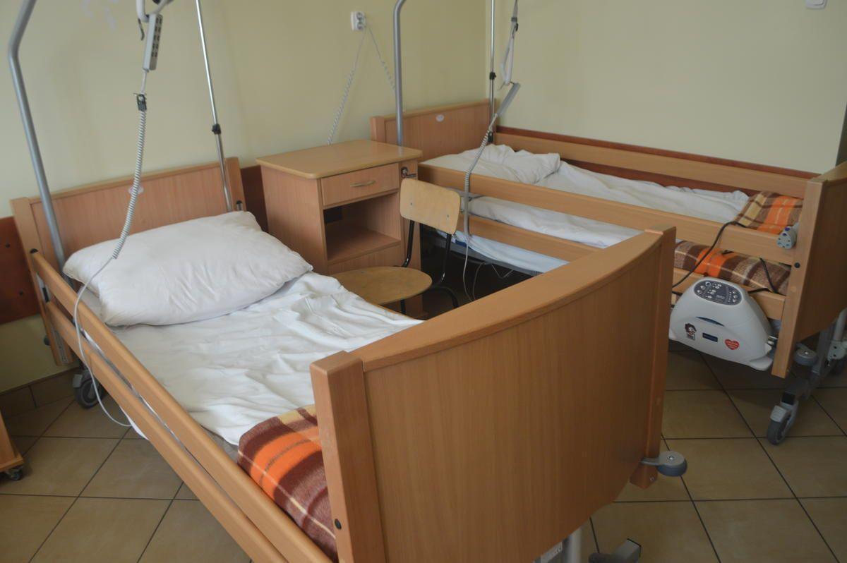 Powiat kupi sprzęt dla szpitala
