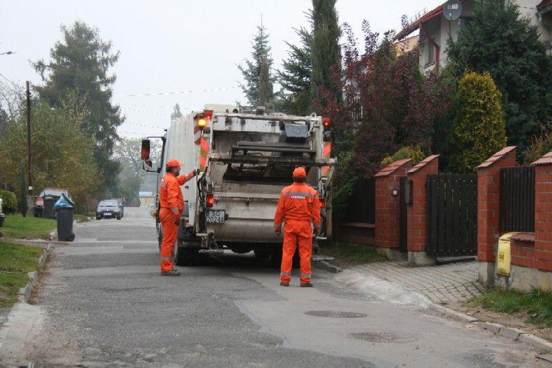 Zmiana terminu odbioru odpadów w gminie Pszczyna