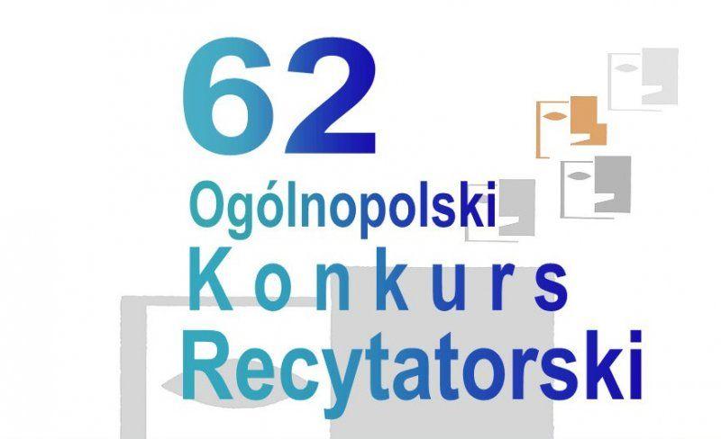 Zgłoś się na eliminacje powiatowe do 62. Ogólnopolskiego Konkursu Recytatorskiego