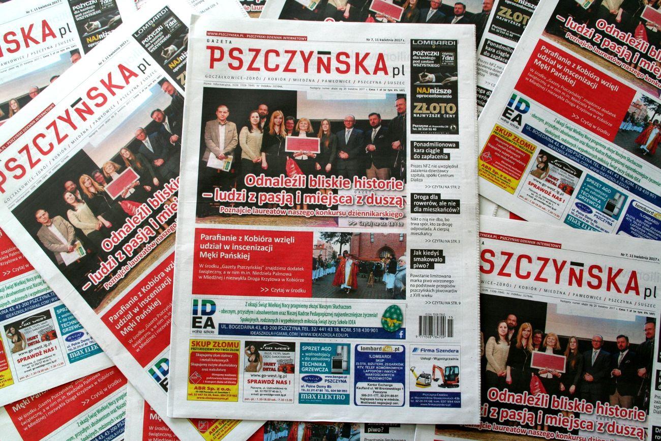 """Świąteczny numer """"Gazety Pszczyńskiej"""" już w sklepach!"""