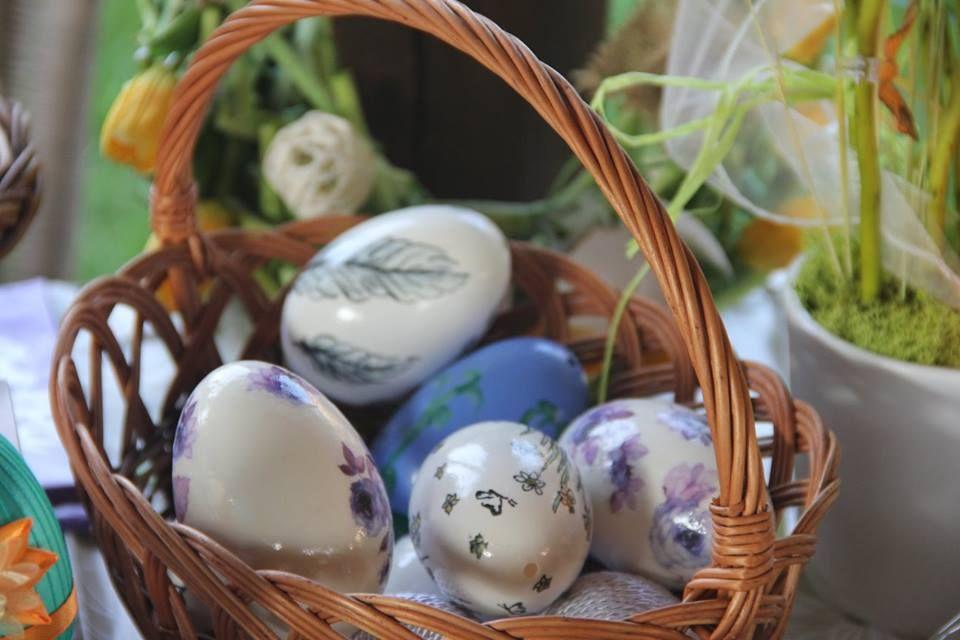 W koszyczku musi być jajko
