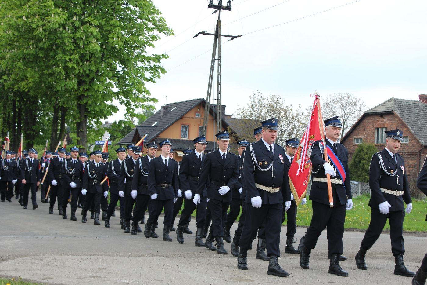 Świętowali dzień strażaka i jubileusz OSP Góra