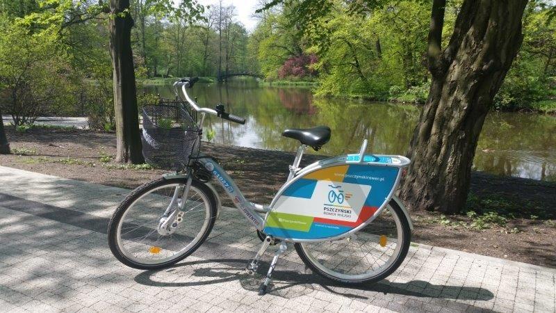 Niemal pół tysiąca wypożyczeń rowerów miejskich