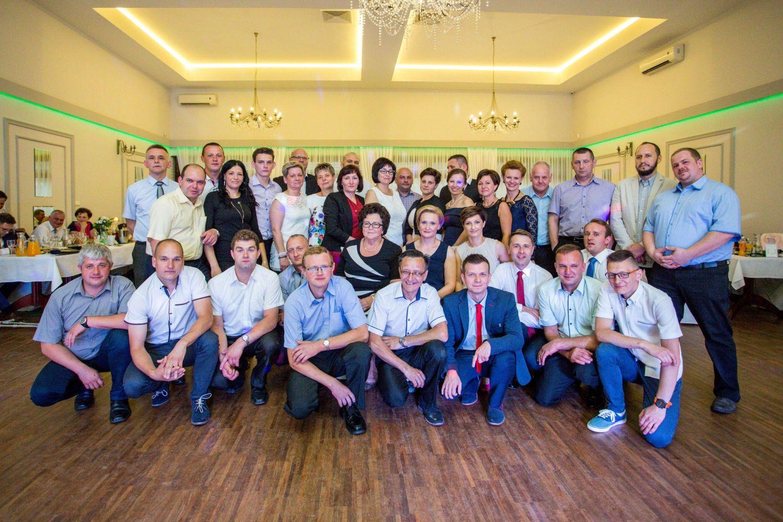 Art. spons. Jubileusz 60-lecia istnienia firmy Wiktorczyk w Czarkowie