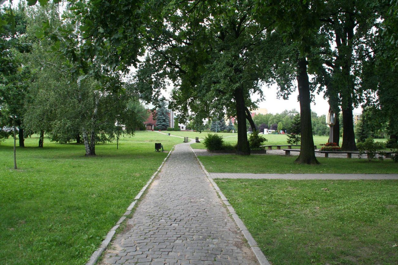 Zaplanujmy wspólnie miejski park zieleni