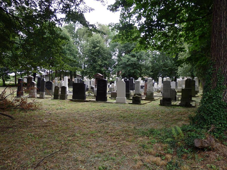 Akcja porządkowania Cmentarza Żydowskiego w Pszczynie