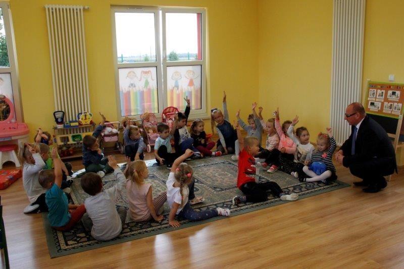 Przedszkole w Porębie już działa. Jest 50 nowych miejsc