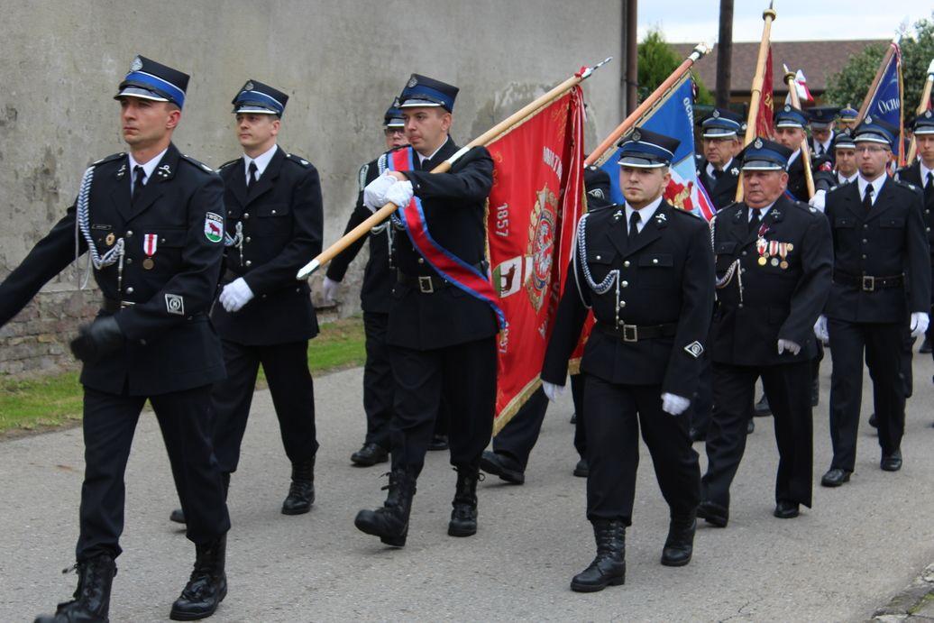 Strażacy-ochotnicy z Woli świętowali 160-lecie jednostki