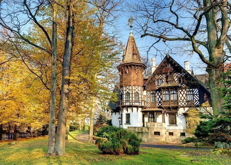 Zameczek w Promnicach trafi w ręce Muzeum Zamkowego